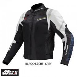 Komine JK 109 Racing Fit Mesh Jacket - SYUGEN