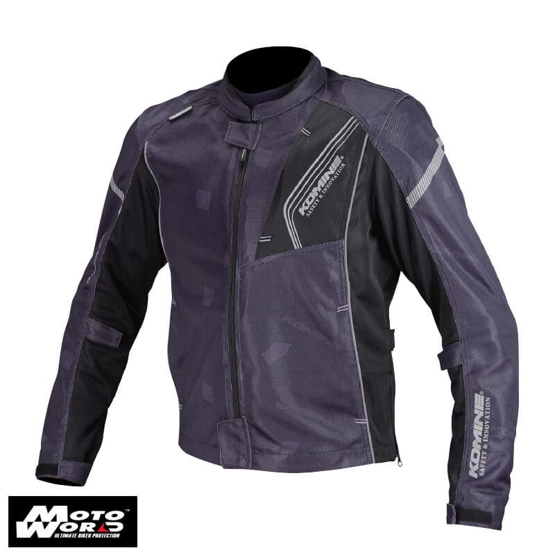 Komine JK 128 Protect Full Mesh Jacket
