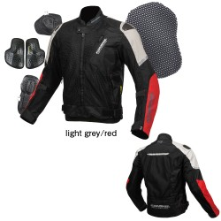 Komine JK-137 Carbon Protect Mesh Jacket