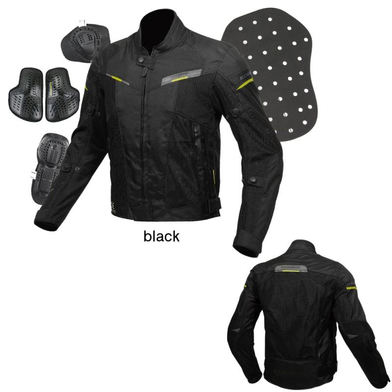 Komine JK 141 Protect Half Mesh Jacket