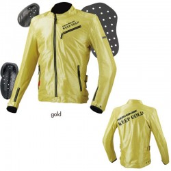 Komine JK 048 Keep Gold Mesh Jacket