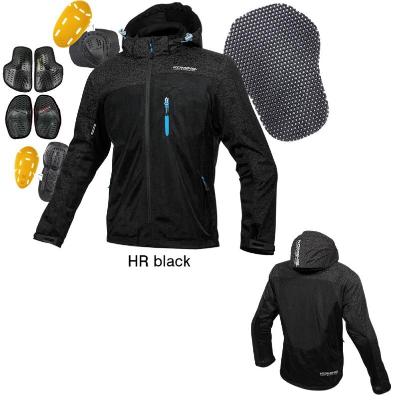 Komine JK 114 Protect M-Parka-Ten Jacket HR
