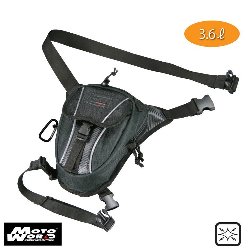 Komine SA 053 Riding Leg Bag1