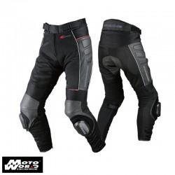 Komine PK 709 Knee Slider Leather Mesh Pants