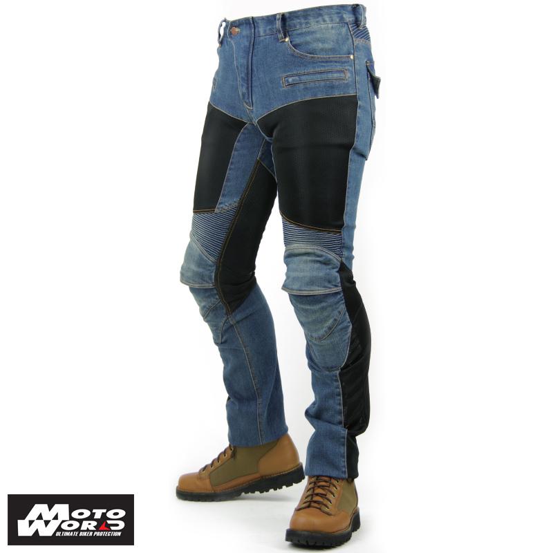 Komine PK 719 Superfit Kevlar Mesh D-Jeans
