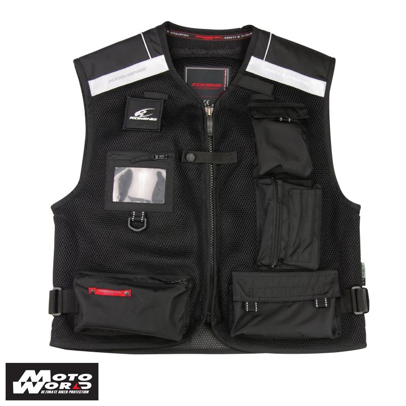 Komine JK-668 Protection M Vest II