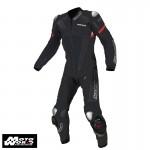 Komine S 51 Titanium Leather Suit
