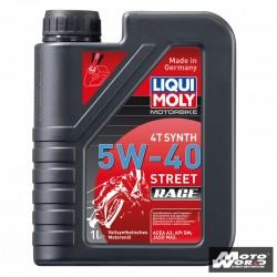 Liqui Moly Motorbike 4T Synth 5W40 Street Race - 1L