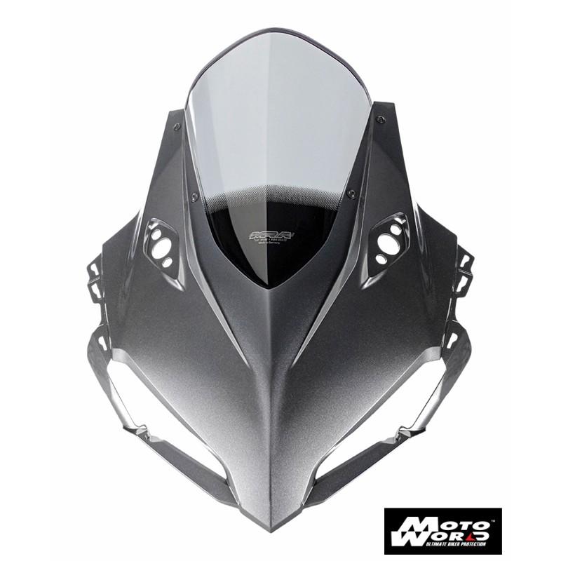 MRA Racing Windscreen R for HONDA CBR 250RR 17 - Smoke Grey