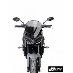 MRA Racing Windscreen NRN for YAMAHA MT-09 17 - Smoke Grey