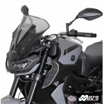 MRA Racing Windscreen NRN for YAMAHA MT-09 17 - Smoke Grey