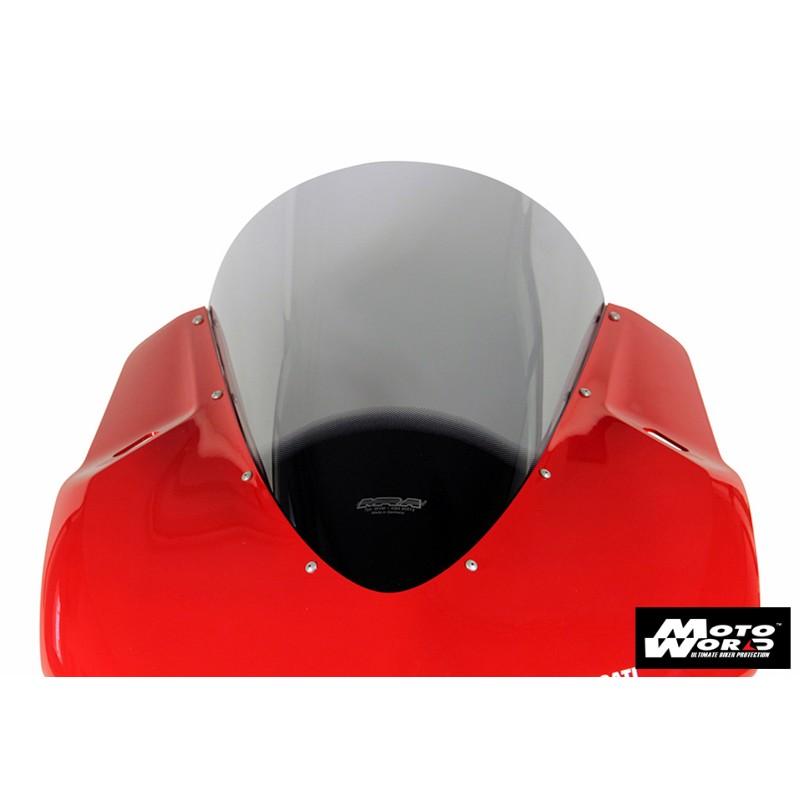 MRA Racing Windscreen R for DUCATI Panigale 959/1299 S/R - Smoke