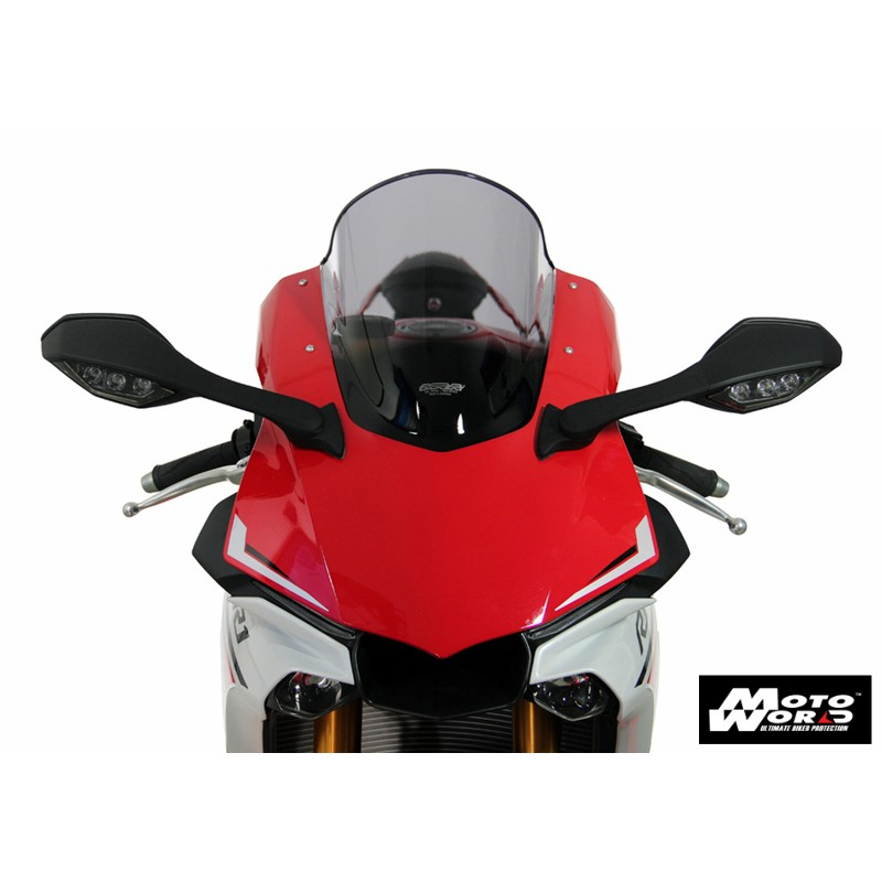 MRA Racing Windscreen R for YAMAHA YZF R1/R1M 15 - Smoke Grey