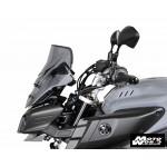 MRA Spoiler Windscreen NS for YAMAHA MT-10 16 - Smoke Grey