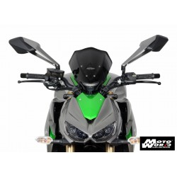MRA Spoiler Windscreen NS for KAWASAKI Z1000 14 - Black
