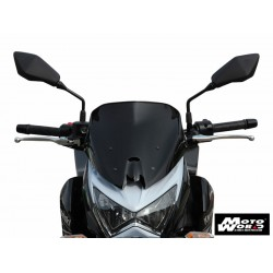 MRA Spoiler Windscreen S for KAWASAKI Z800 - Black