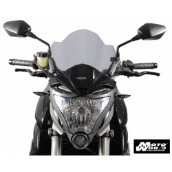 MRA Touring Windscreen NTN for HONDA CB 1000R 09-17 - Black