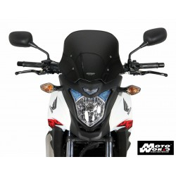 MRA Touring Windscreen T for HONDA CB 500X 13-15 - Smoke Grey