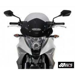 MRA Touring Windscreen T for HONDA VFR 800X 11-14 - Smoke Grey