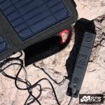 NOCO XGrid Waterproof Portable Charger with LED Flashlight - 3000mAh - XGB3L
