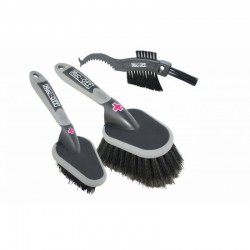 Oxford - Muc-Off Superbike 3x Brush Set