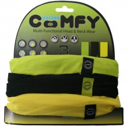 Oxford Comfy Green/Black/Yellow - 3 Pack