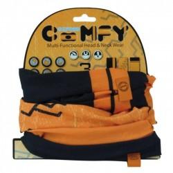Oxford Comfy Orange - 3 Pack