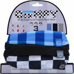 Oxford Comfy Gingham - 3 Pack