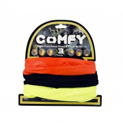Oxford Comfy Fluorescent - 3 Pack
