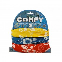 Oxford Comfy Beach - 3 Pack