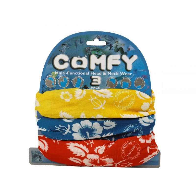 Oxford Comfy Beach - 3 Pack