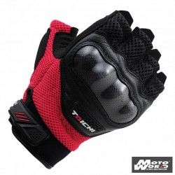 RS-Taichi Mesh Protection Half Finger Glove - RST405