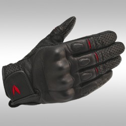 RS-Taichi MISSON LEATHER MESH GLOVE - RST392