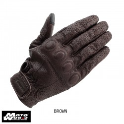 RS-Taichi TT Leather Mesh Glove - RST435
