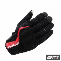 RS-Taichi Rubber Knuckle Mesh Glove - RST413