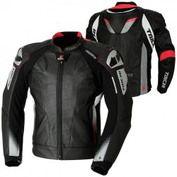 RS-Taichi GMX MOTION VENTED LEATHER JACKET - RSJ825