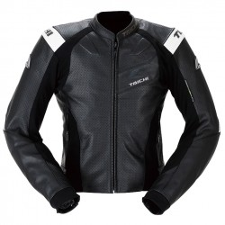 RS-Taichi VENTED LEATHER JACKET - RSJ826