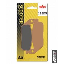 SBS Brake Pads - 183 MS