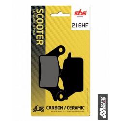 SBS Brake Pads - 216 HF