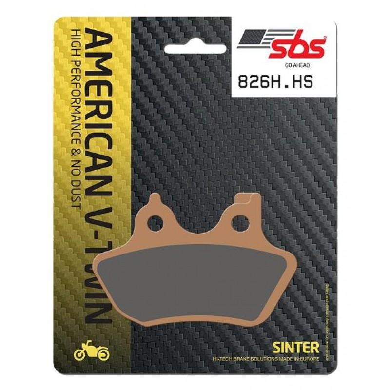 SBS Brake Pads - 826 H.HS