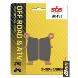 SBS Brake Pads - 604 SI