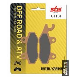 SBS Brake Pads - 611 SI