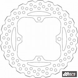 SBS Brake Disc 5037