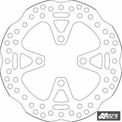 SBS Brake Disc 6173