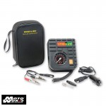 STOP & GO Mini-Air Compressor for Motorcycles, Scooters, ATV's only