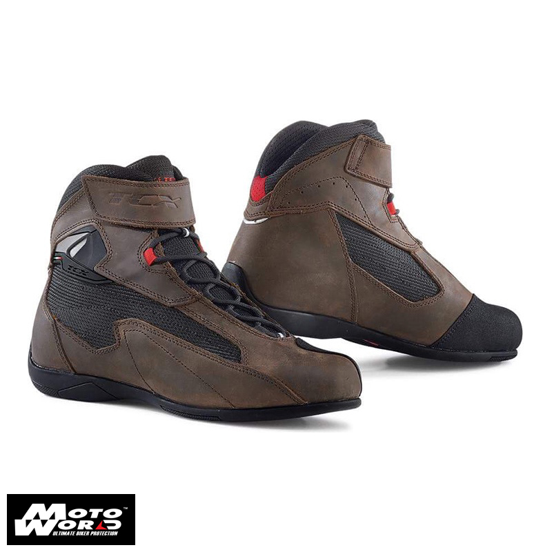 TCX Pulse Dakar Brown Shoes